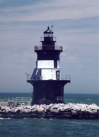 Coffee Pot Light, Orient Point